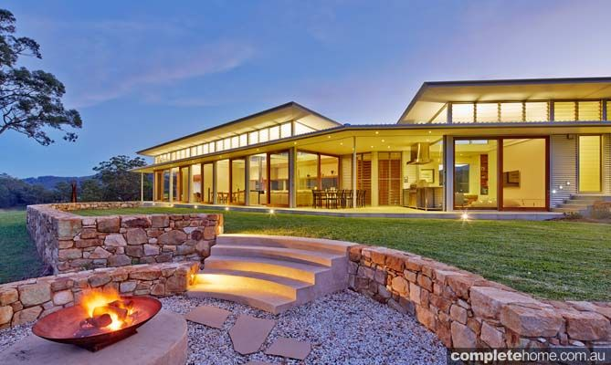 Grand Designs Australia Rural Bliss Complete Home Country House Design Grand Designs Australia House Plans Australia