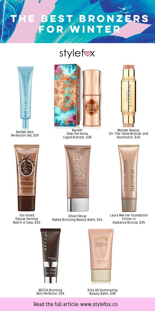 Our Favorite Bronzers for Winter. A couple of our timeless favorites + a few newly released products...
