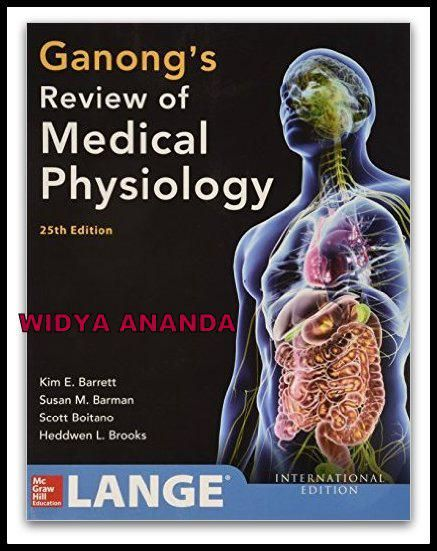Ganongs Review Of Medical Physiology Ebook