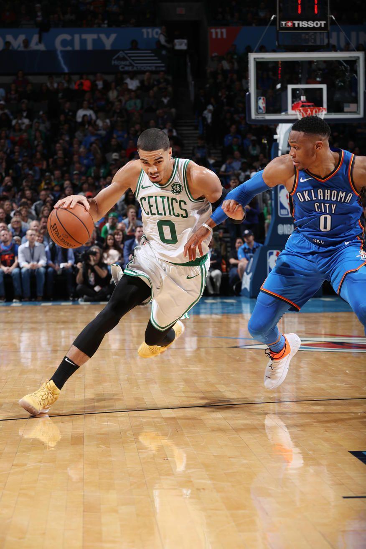 9f70bf85f62c Photos  Celtics vs. Thunder - Oct. 25