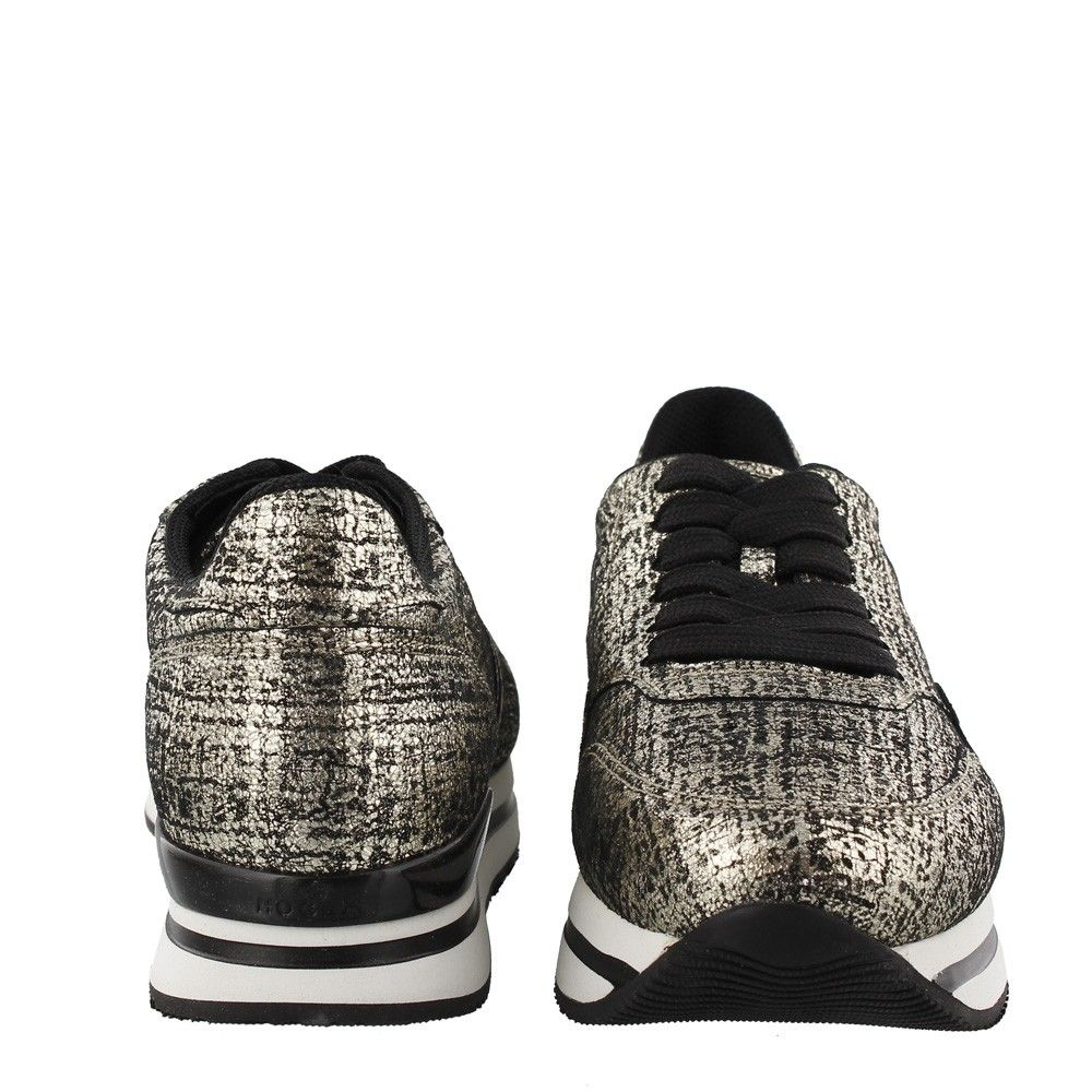 Hogan sneakers HXW2220 zilver online bestellen? Marjon