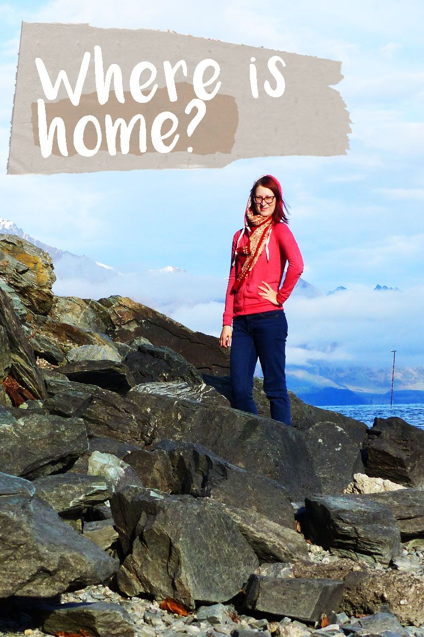 Where Is Home? Thoughts of a Constant Traveller