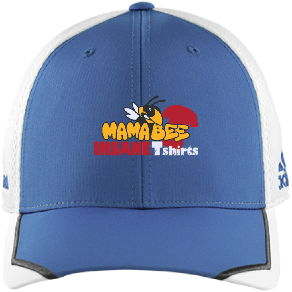 MamaBee Brand Adidas Tour Mesh Fitted Cap