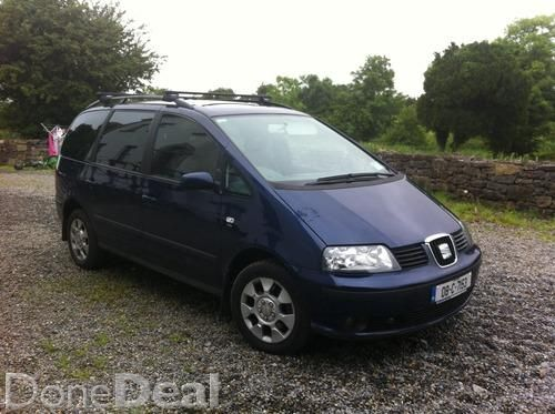 Seat Alhambra 2008 * price reduced *