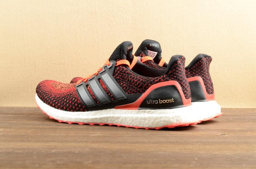 428d88c6a Adidas Ultra Boost 2.0 Flame Red AQ5930 Real Boost 09
