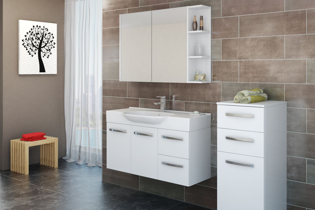 Lisbon 1050mm european ceramic top vanity wall hung woodgrain or lisbon 1050mm european ceramic top vanity wall hung woodgrain or gloss white abl tile centre dailygadgetfo Image collections