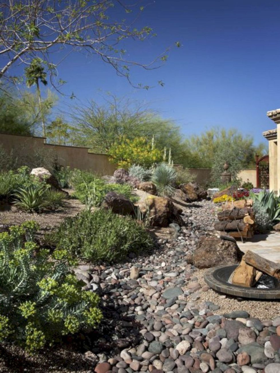 32 Stunning Low Water Landscaping Ideas For Your Garden: 25+ Top Arizona Backyard Landscaping Ideas That Will Enhance Your Garden Beauty