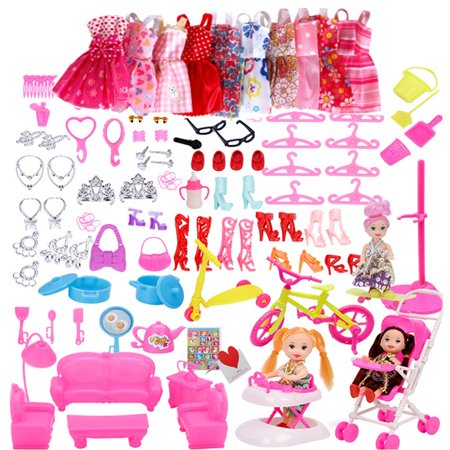 Toys (With images) Barbie doll accessories, Doll clothes
