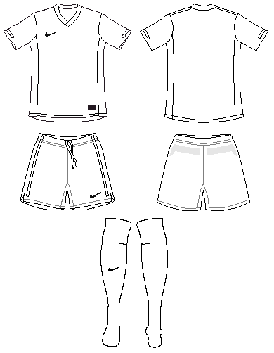 image relating to Football Jersey Template Printable named Soccer Jersey Template - Templates Template totally free