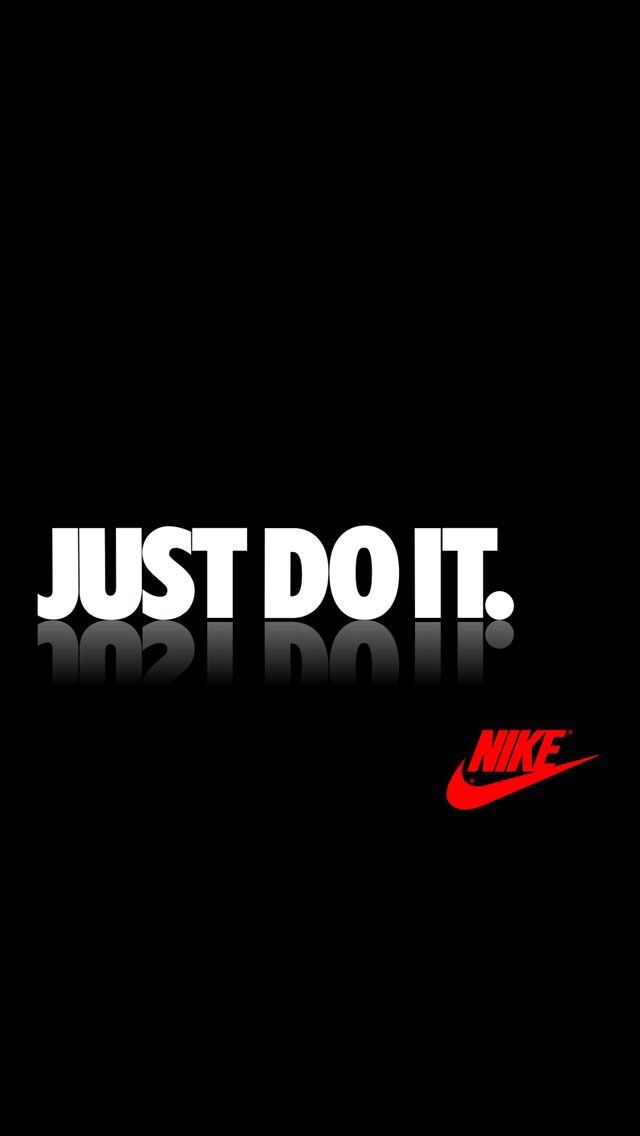 Nike (Just Do It) Phone Wallpaper/Background/Screensaver