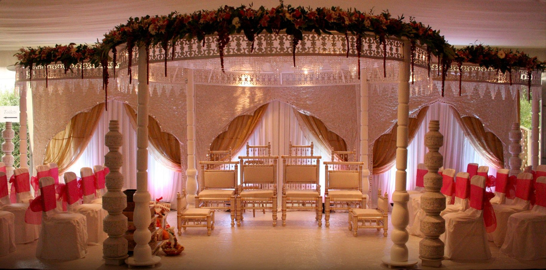 stunning asian wedding venue - if you're looking for a wedding