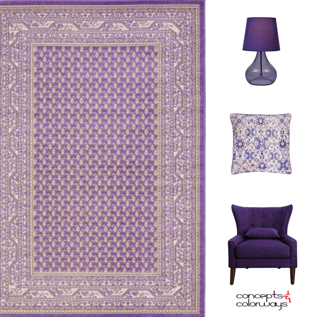 inspiration: Pantone 2018 Ultra Violet