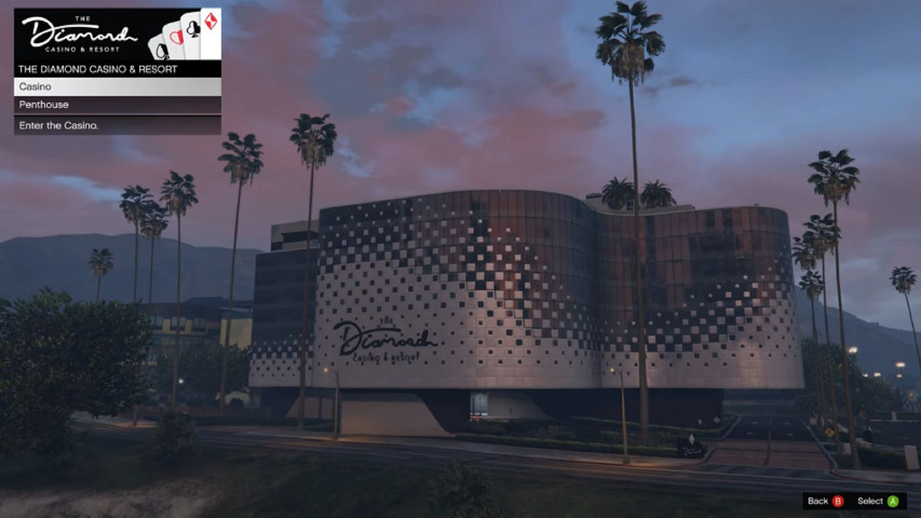GTA 5 Online Plans To Add A Very Sophisticated Diamond