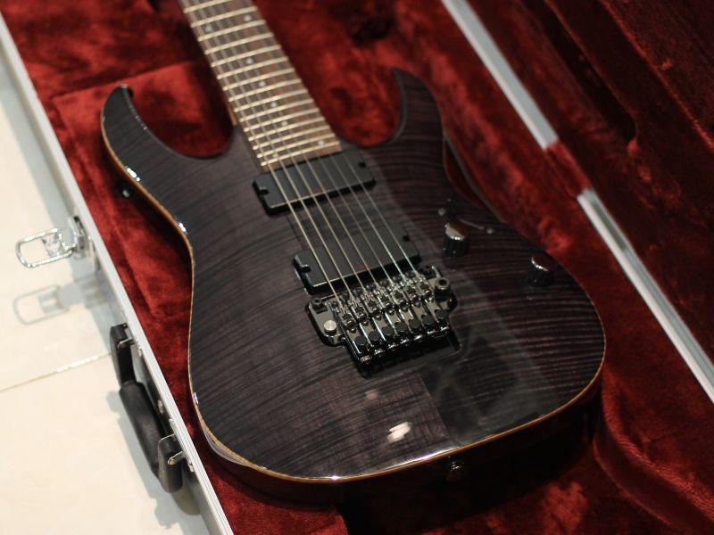 ibanez prestige rga427z 7 string 13jt ibbys in 2019 guitar guitar chords ibanez. Black Bedroom Furniture Sets. Home Design Ideas