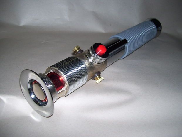 Picture of First Lightsaber build (from stuff laying around) UPDATED