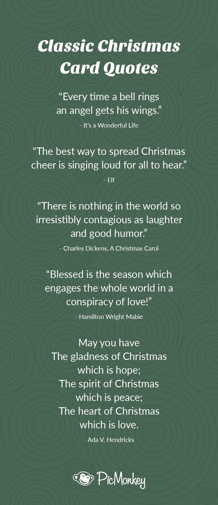 Craft The Perfect Christmas Card Messages Christmas Card Messages