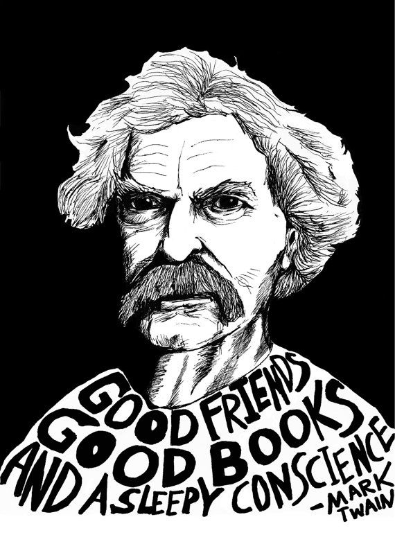 Mark Twain (Authors Series) by Ryan Sheffield