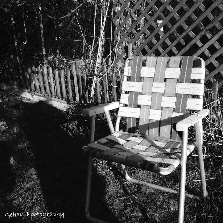 Old Lawn Chair.