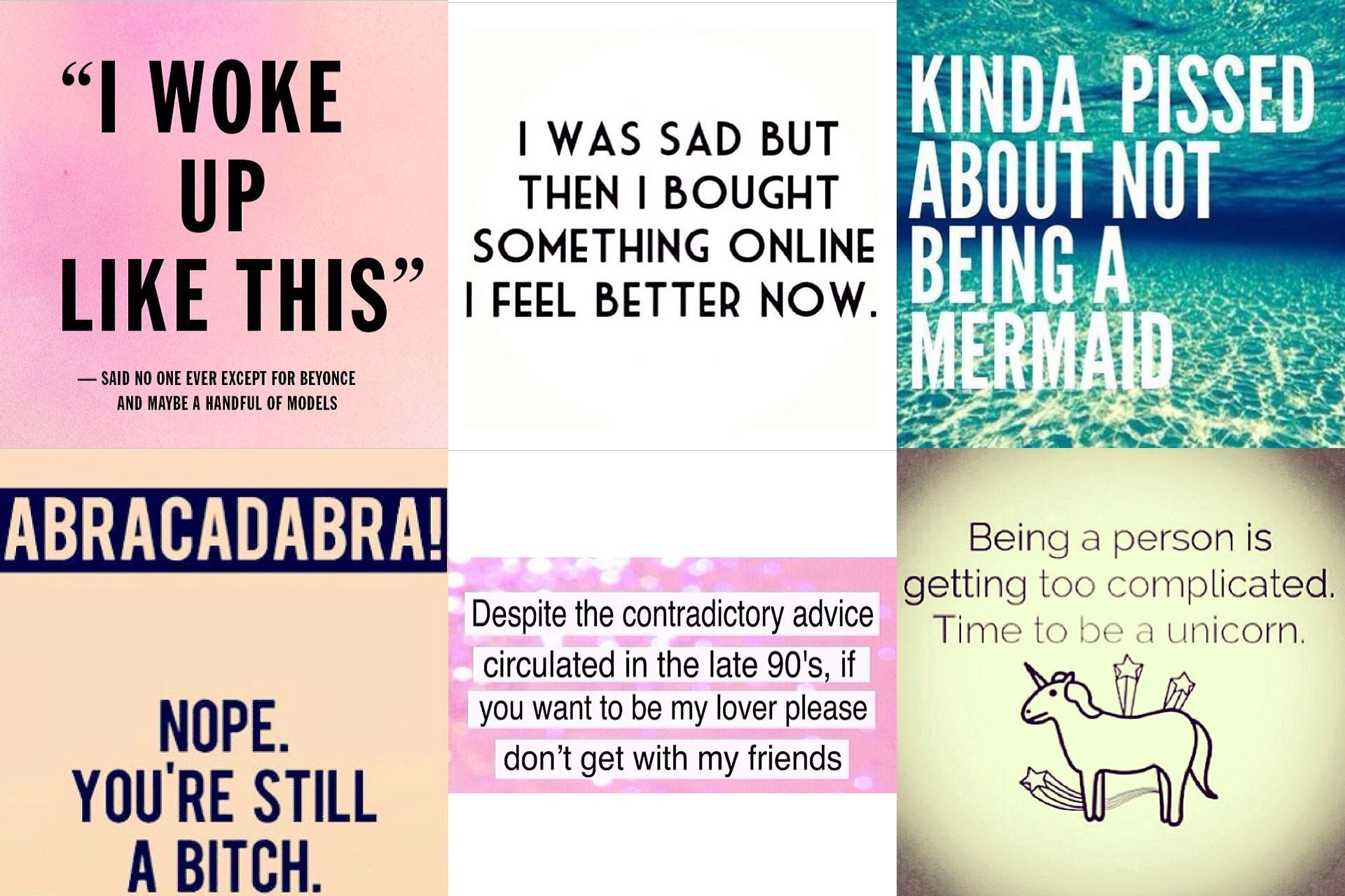 girl bio quotes