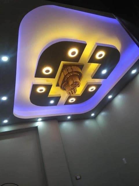 اسقف معلق جبس بورد حديثة 2021 Modern Decor Childrens Room Modern House