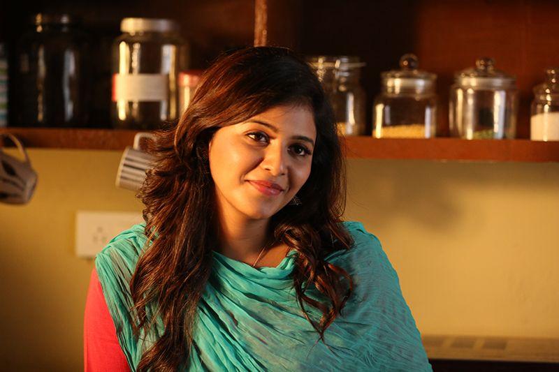 Anjali's drive into 'Comedy Caper' zone