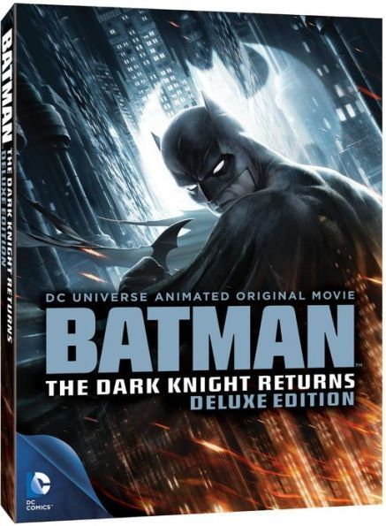 Dcu Batman Dark Knight Returns 2pc Full Dark Knight