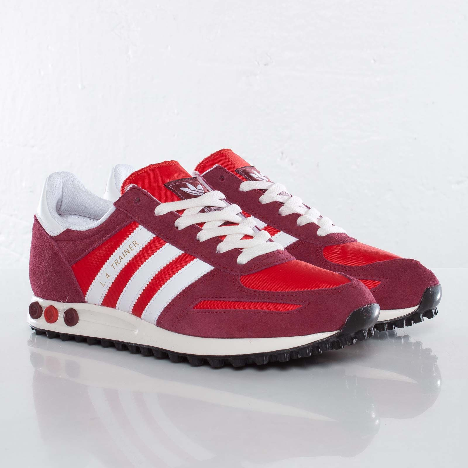 adidas Originals LA Trainer | Adidas shoes originals, Adidas ...