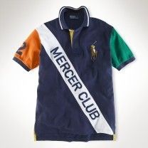 Ralph Lauren Classic-Fit 1010 Mercer Club Polo