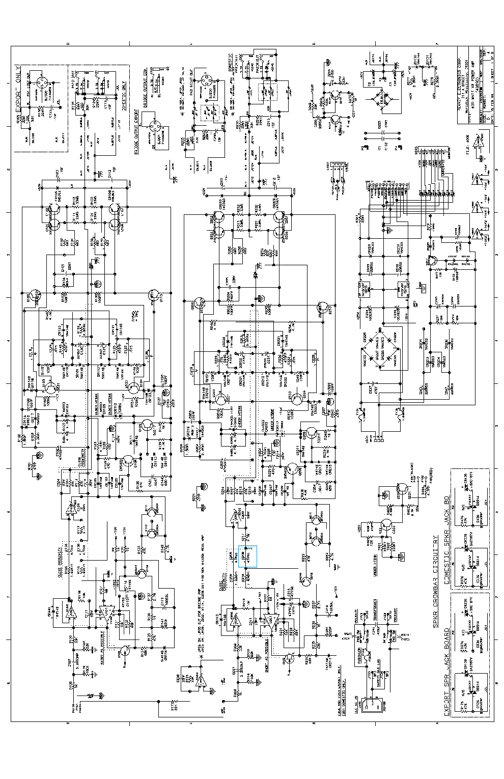 Peavey Pa Speaker Wiring Diagrams Free Download Wiring Diagram
