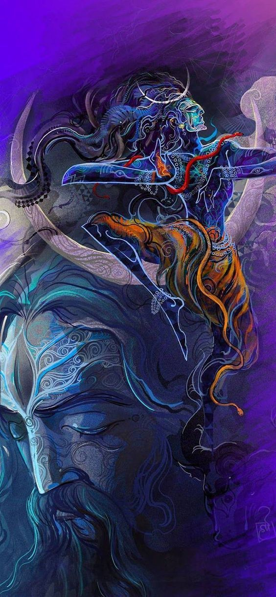 Most unique and Ultra HD Shiva Wallpapers, Hindu god