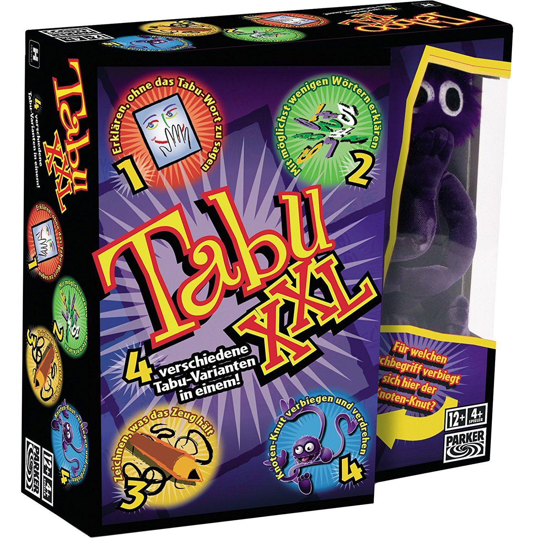 Gesellschaftsspiele Tabu