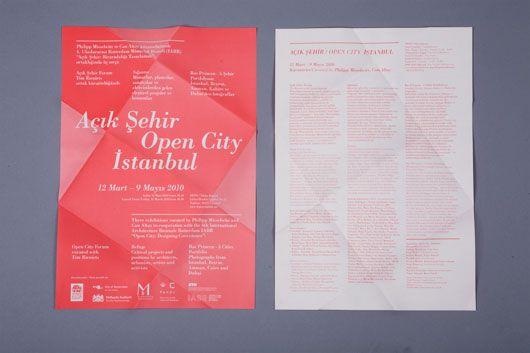 Open City Istanbul, Future Anecdotes.