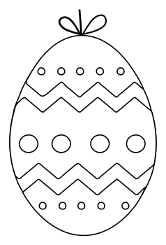 Easter Clip Art Patterns Egg And Bunny Stencils Easter Bunny Template Easter Egg Designs Bunny Templates