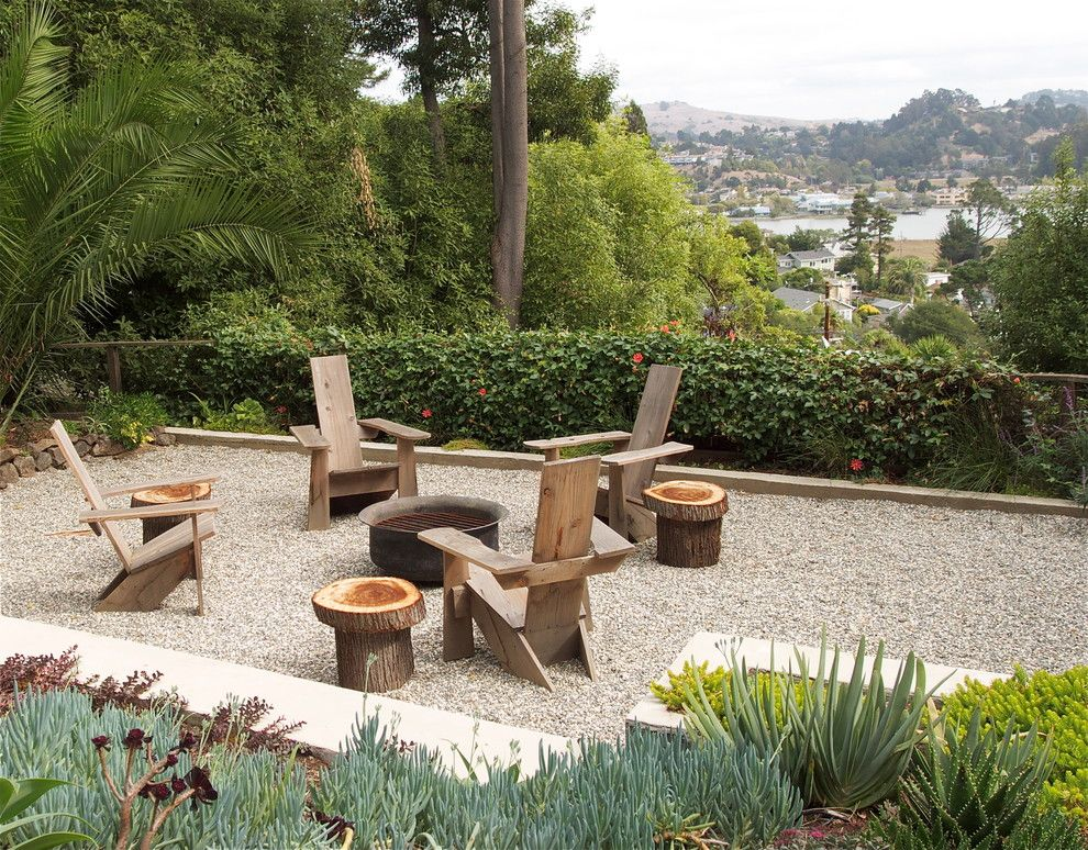 Garden Furniture On Gravel more reader came from this term: modern adirondack | construction