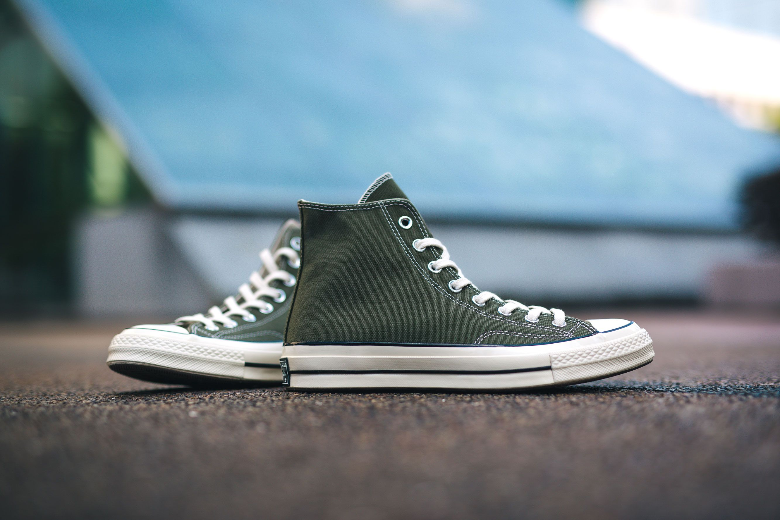 770b3da04c2 The Converse Chuck  70 is re-crafted sneaker that uses modern details to  celebrate the original  ChuckTaylor from the 1970s