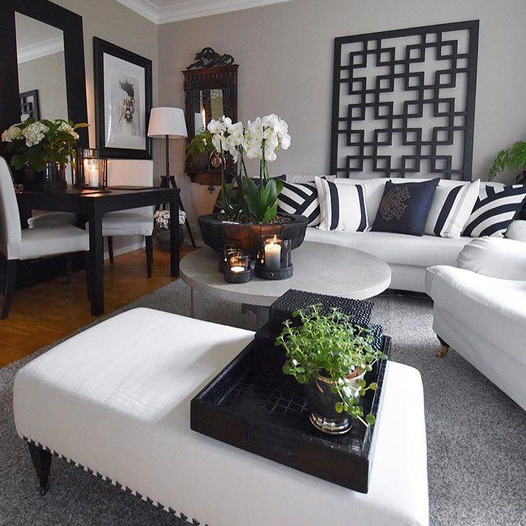 5 893 Likes 37 Comments Interior Design Inspiration Classyinteriors On Instagram Lovely Livi Home Living Room Living Room Designs Elegant Living Room Interior decorating ideas living room