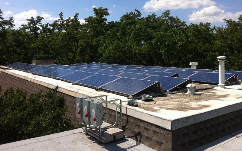 Flat Roof Axium Solar Commercial Residential Solar Residential Solar Flat Roof Solar Companies
