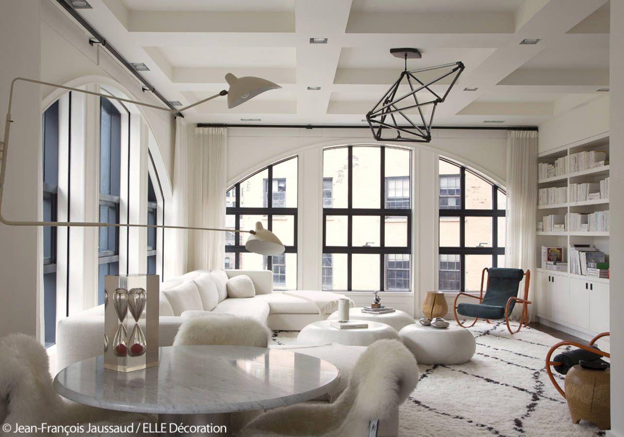Déco penthouse : direction new york avec ce penthouse au décor