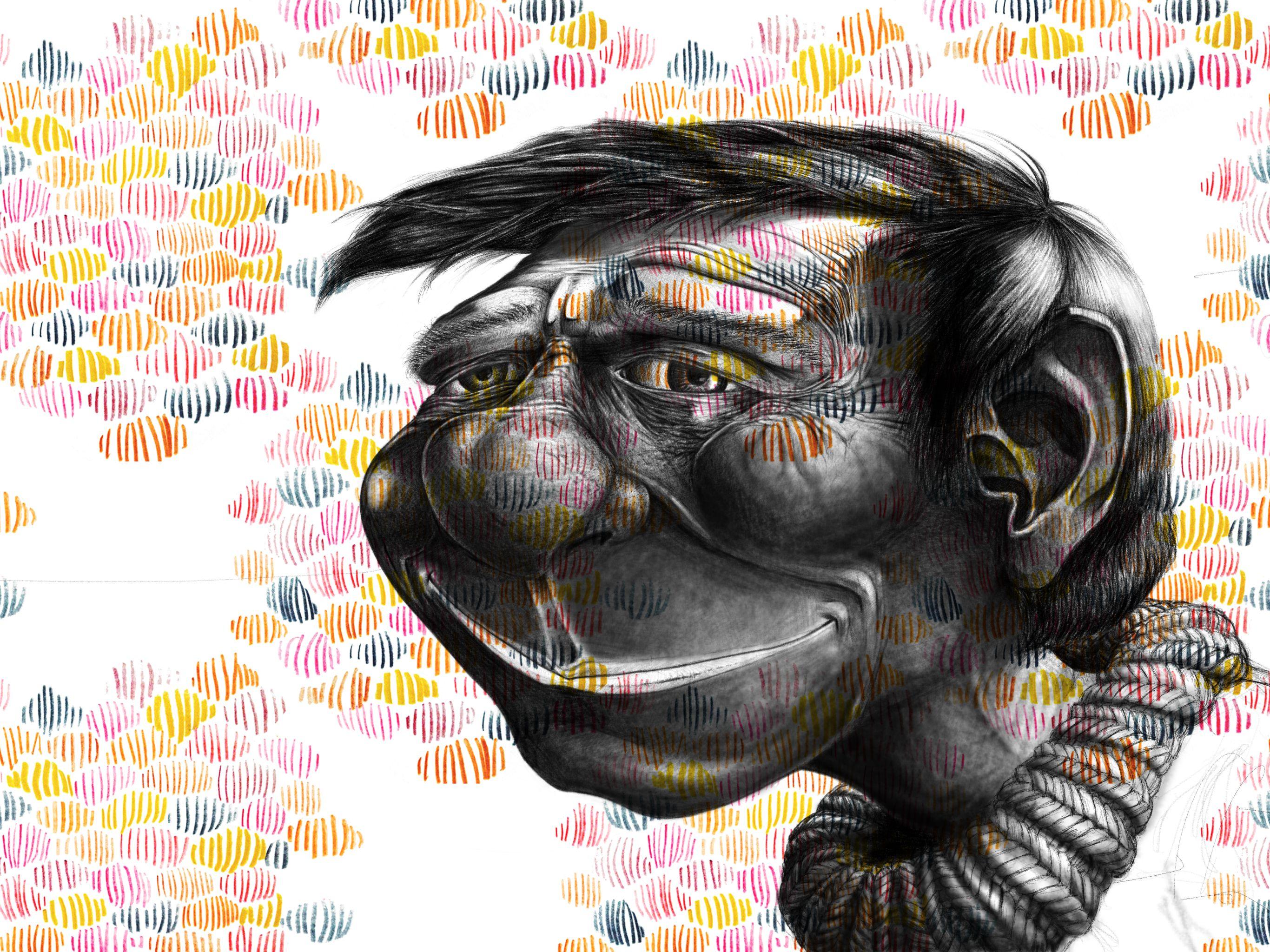 Réalisé dans Adobe Photoshop Sketch Pour l'obtenir, rendez-vous sur: http://apple.co/1H4Jxx1