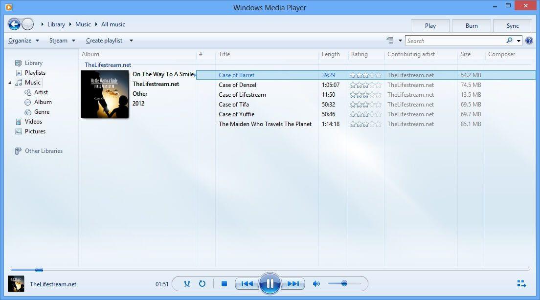 Windows media player 12 rustorrentinoru85047 reforby Pinterest