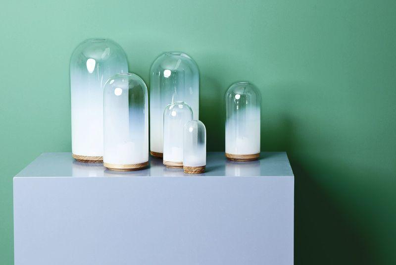 bougie russe famille de photophore en verre souffl de stephan lanez pour marcel by dition. Black Bedroom Furniture Sets. Home Design Ideas