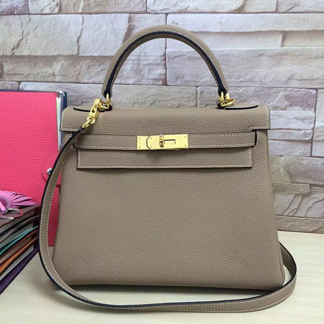 Hermes Kelly 28 Grey Togo Leather Bag   Love of Purses   Pinterest ... f3101a959f