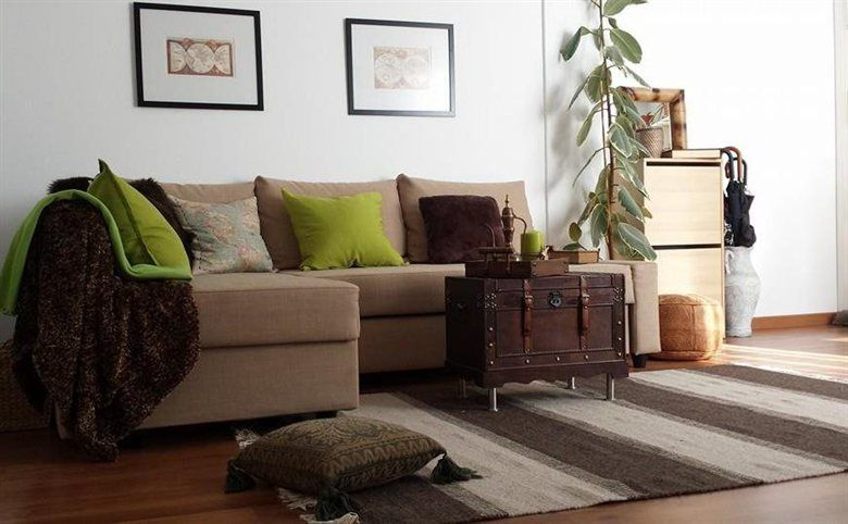 Moroccan Theme In Andrea S Living Room Friheten Sofa Bed Live From Ikea Family This Is My Home