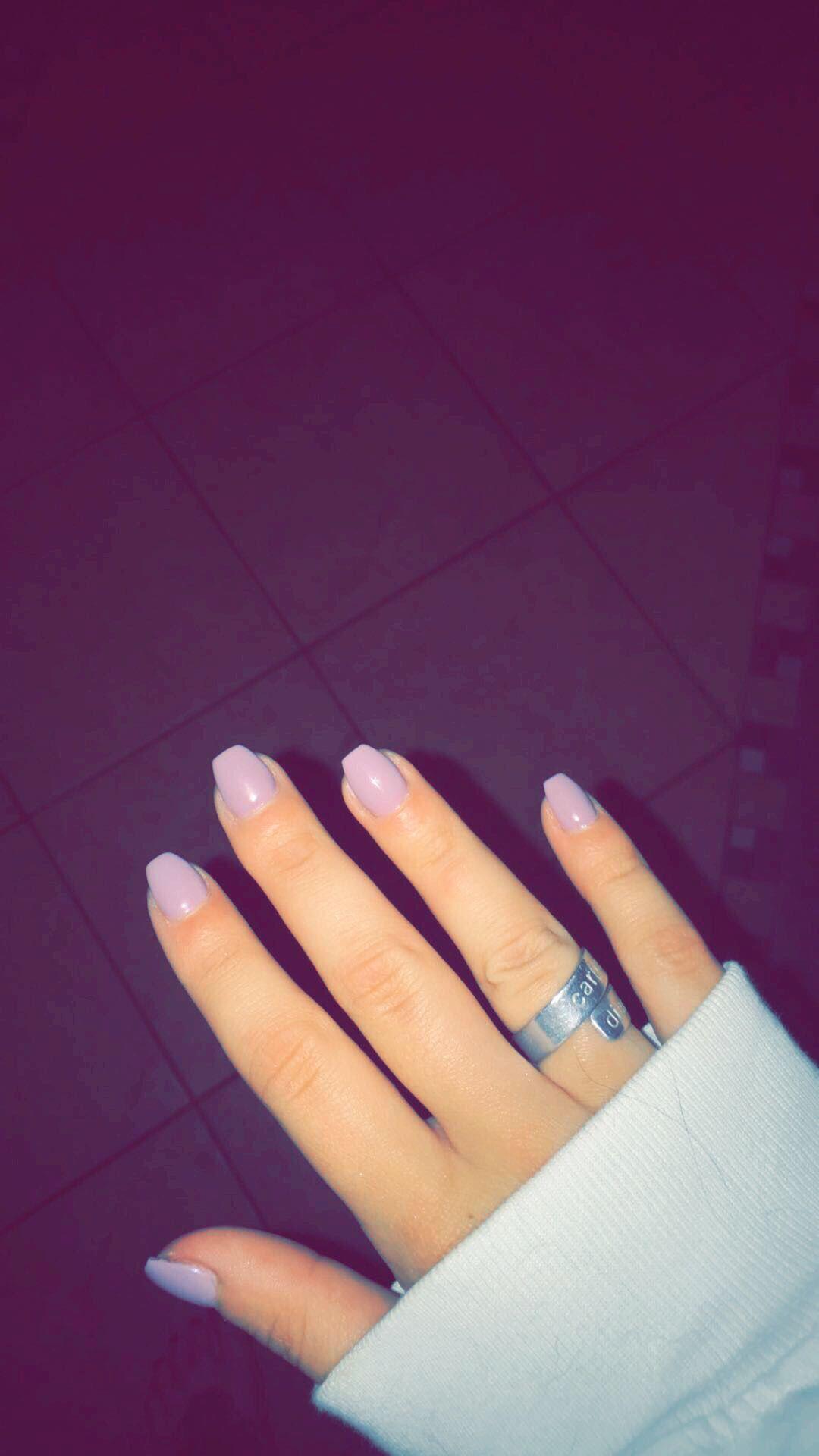 Short coffin nails. | Love | Nails, Coffin Nails, Acrylic ...