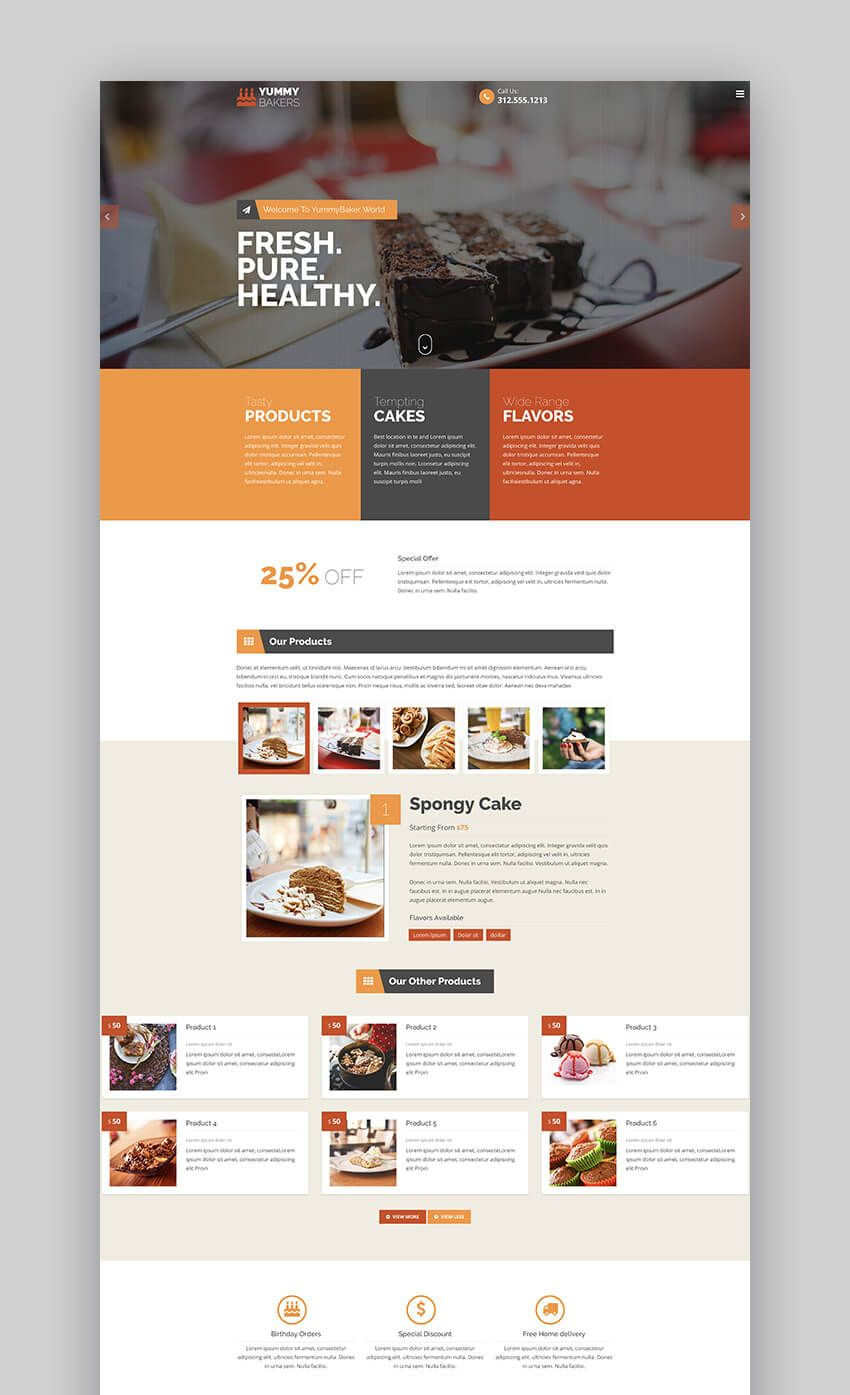 Products Services Product Landing Page Landing Page Design Landing Page Page Template