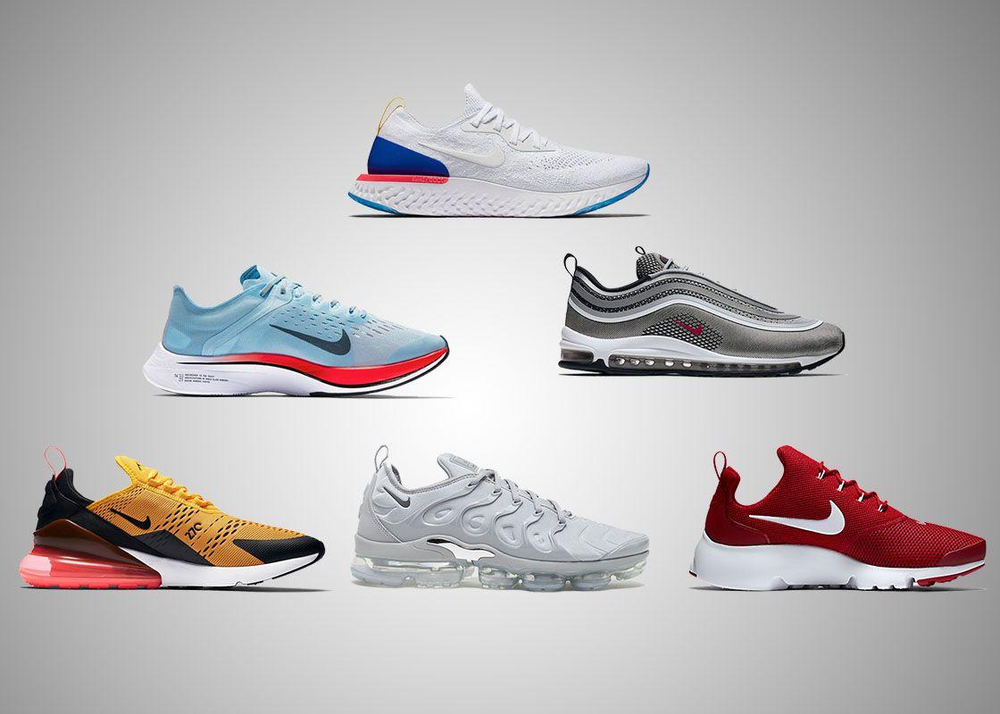 Best NIKE Sneakers of 2018 - Sneaker
