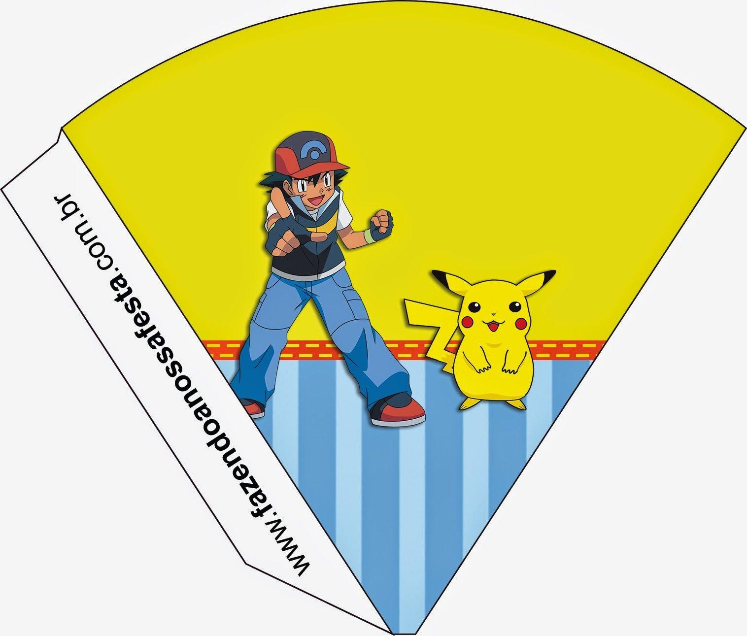 Pokemon Imprimibles Imagenes Y Fondos Gratis Para Fiestas