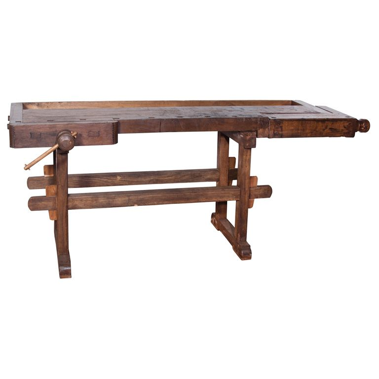 Workbench Mickael Tool Bench Woodworking Bench Wall