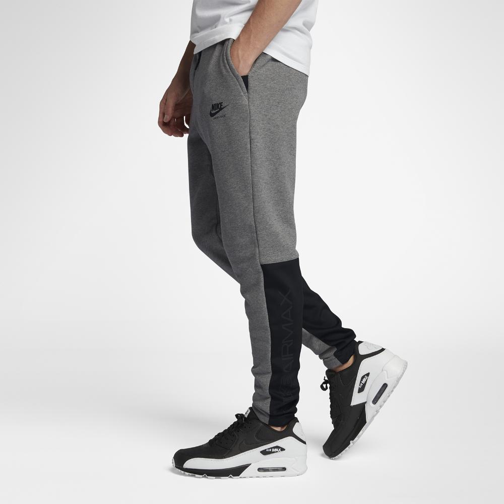 2d32f9339c Nike Sportswear Air Max Men s Joggers Size 2XL (Grey)