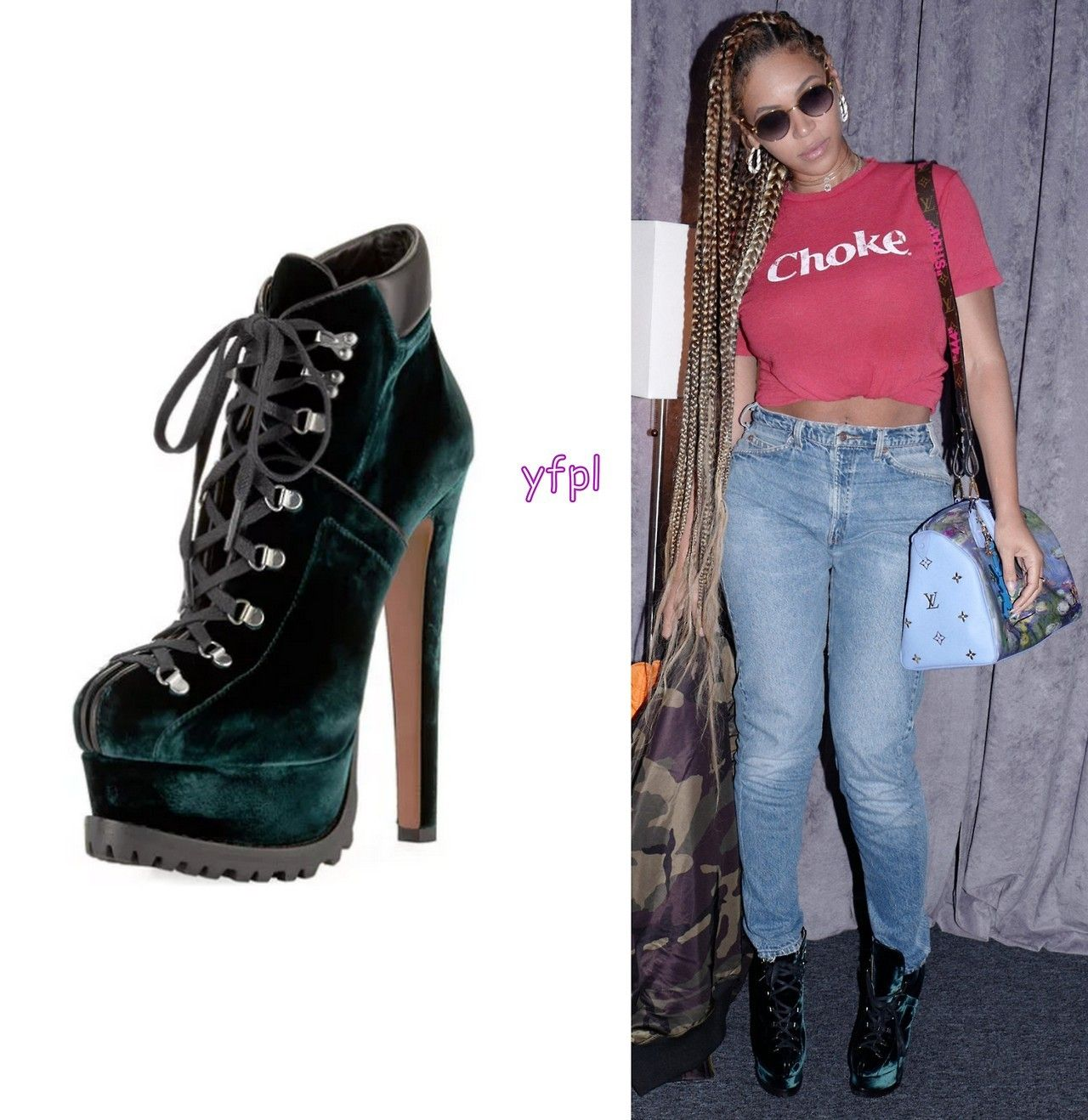 Beyonce style, How to wear, Platform boots